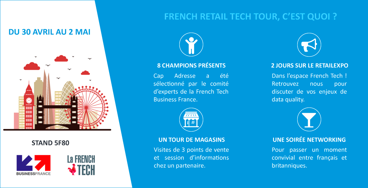 FRENCH RETAIL TECH TOUR
